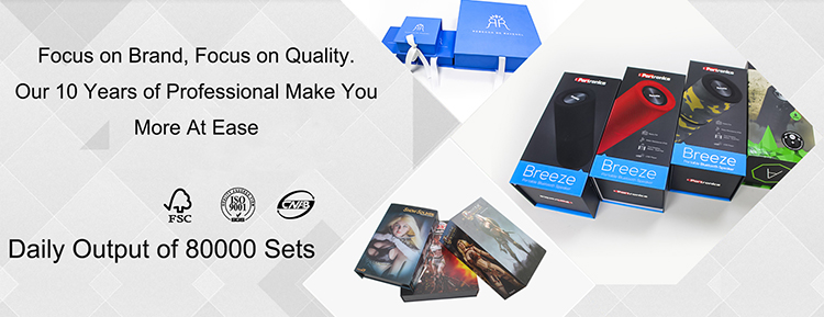 Accept Custom Order and Mailing Industrial Use Custom Mailer Box