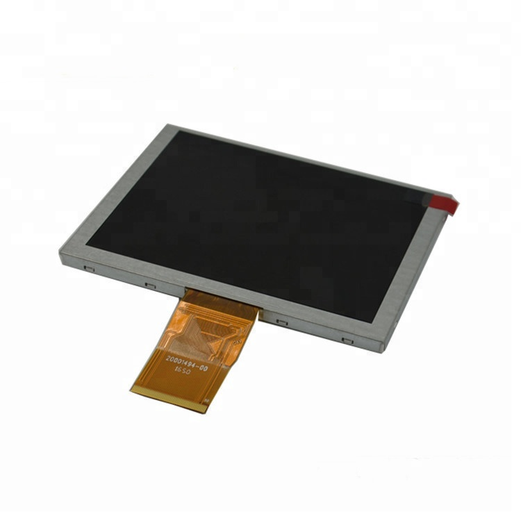 Nieuw product 5.0 inch; FPC 50 pins 5 inch tft lcd 640x480 display module