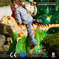 MY Dino-N312 Battery operated Amusement Animatronic Animal Dinosaur Rides for Kiddie