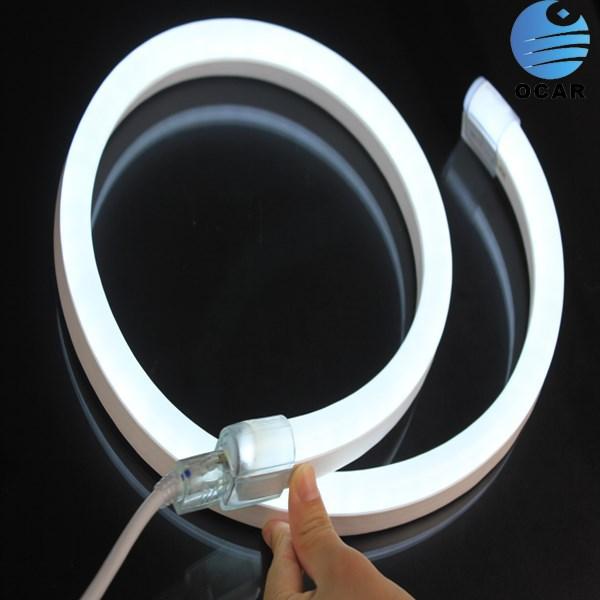 12v Smd2835 Led Neon Rope Light / Led Neon Flex Tube For Ce /hohs ...