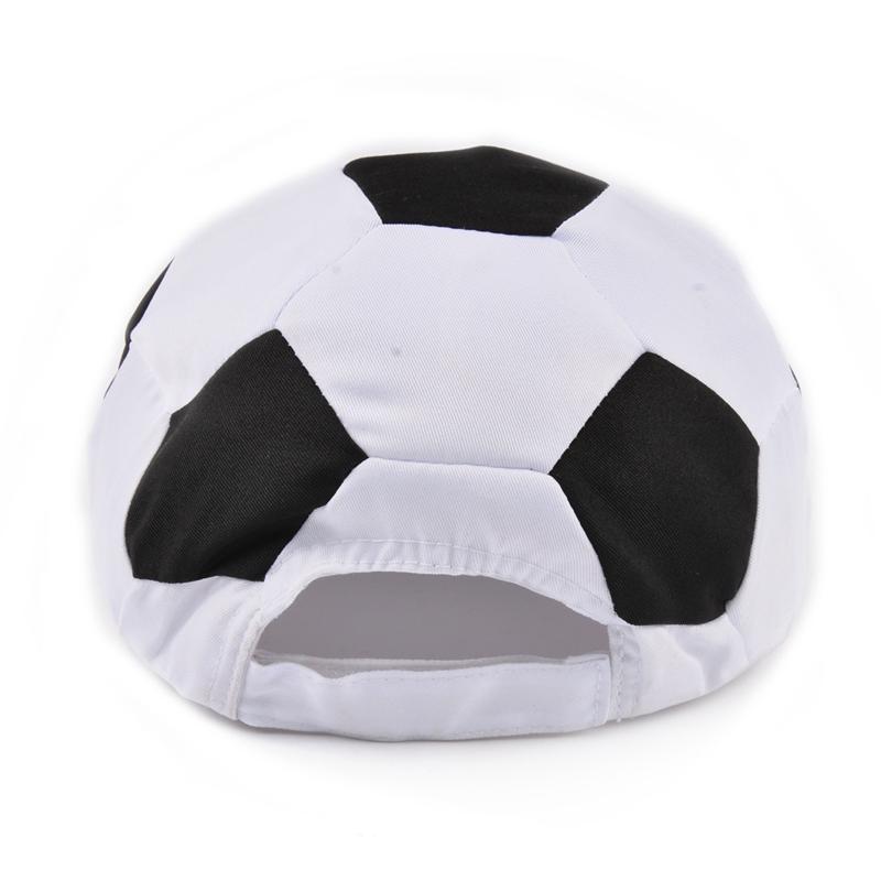 8bc18d2349e Custom design unstructured soft cute kids football hat soccer baseball caps