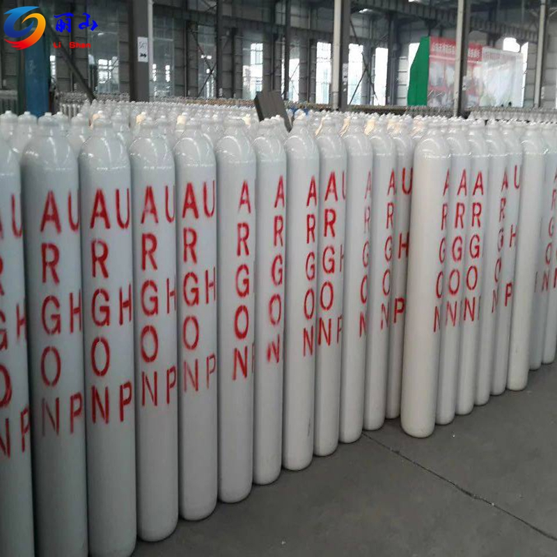 Dubai 40l 150bar Ambulance Oxygen Gas Cylinder Medical Gas