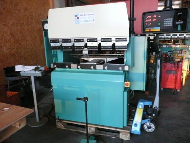 hydraulik pressbrake amada promecam rg 25 12 print machinery buy rh alibaba com Amada Press Brake Robot With Amada Programing Press Break Manual HG 8025