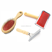 Clean Up Products Pet Grooming Products Natural Pet Cleaner Brush Comb for Dogs and Cats