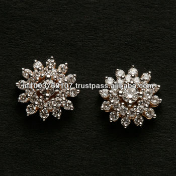 a illuminate of spotlight encore in with earings and enhancers diamond each stud depth earrings stone jewellery jewelry dimension flourish clarifying tacori center