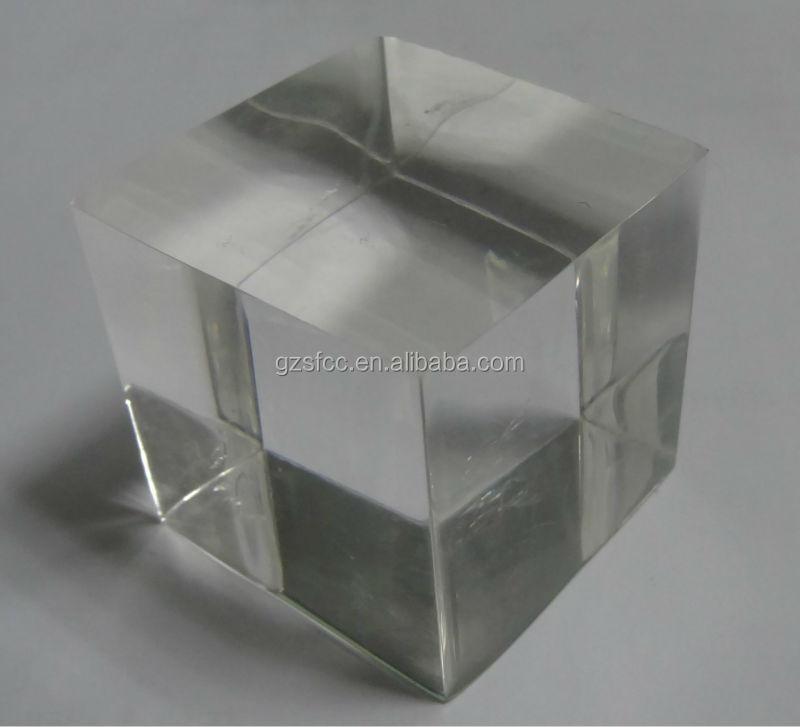 Cubo De Acrílico Transparente,Cuadrado Cubo De Plexiglás - Buy Foto ...