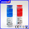 Joan Lab Blue & Red Micro Haematocrit Capillary Blood Tube