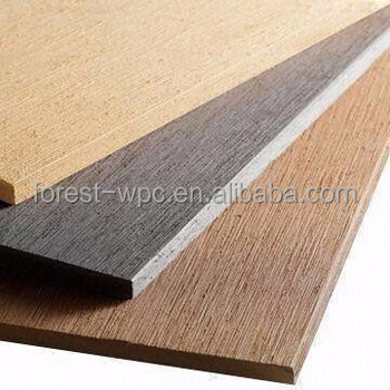 Precast Lightweight Concrete Wall Panels Solid Wood Wall Thickness Panel  Wpc Tv Background Wall Panel