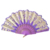 Chinese Style Wedding Dancing Party Hand Fan
