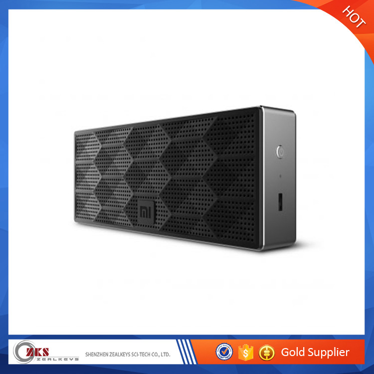 Mini Bluetooth Speaker High Quality Smart Black Square Bluethooth Speaker