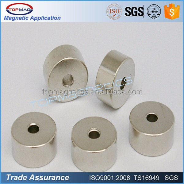 11 Years Experience Free Samples Neodymium N52 Magnet With ISO/TS 16949