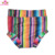 2019 Baby Bloomers Wholesale children Clothes vertical striped Serape Patchwork Infant Ruffle Bloomers with headband
