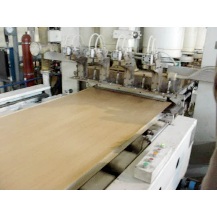 MDF laminate hot press/ laminated panel short cycle hydraulic heat press