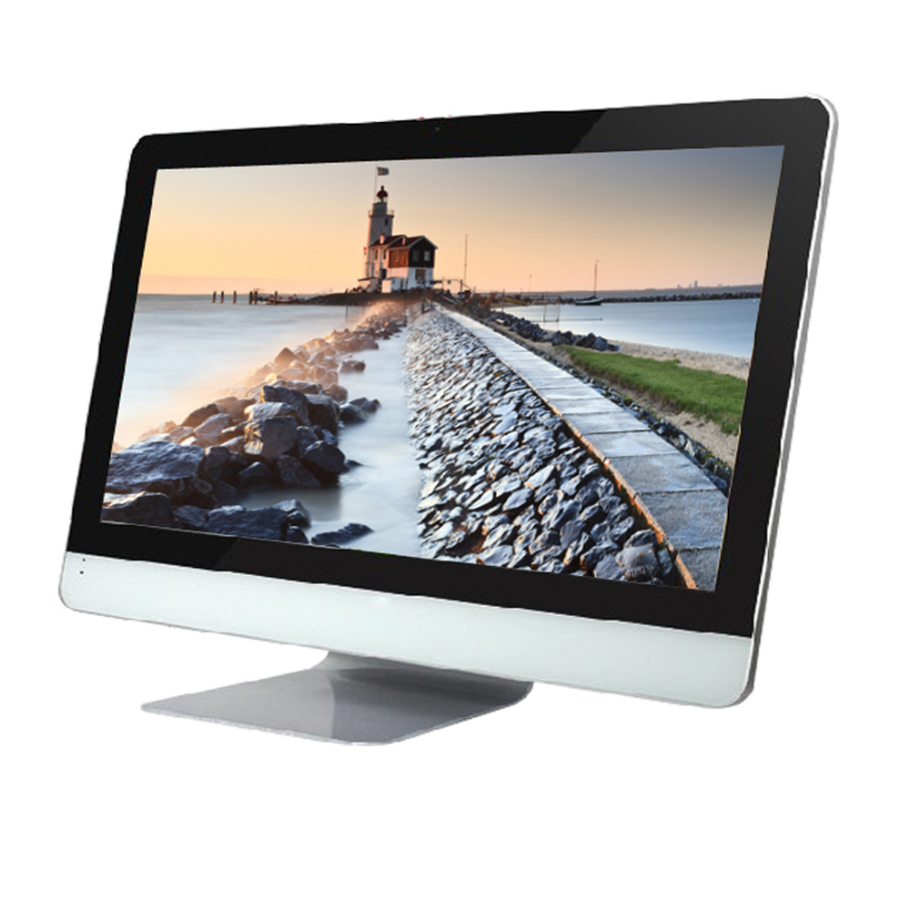 23.6 inch the cheapest I5 RAM 4G desktop laptop computer all in one <strong>pc</strong>