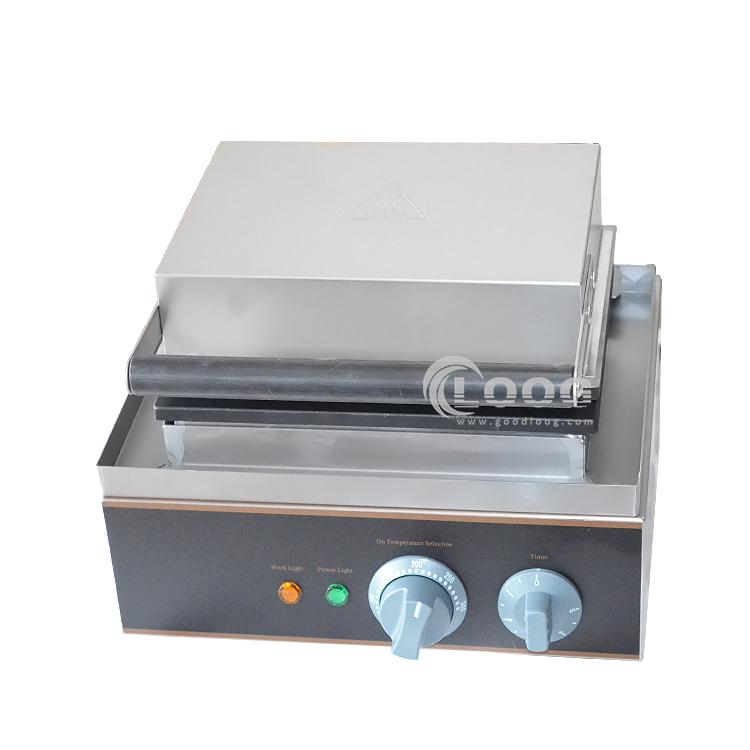 Revers Gaufre Bâton Faisant La Machine Gaufre Hot-Dog Maker ...