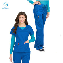 Moda scrub uniformi, <span class=keywords><strong>medico</strong></span> <span class=keywords><strong>scrubs</strong></span> <span class=keywords><strong>all</strong></span>'<span class=keywords><strong>ingrosso</strong></span>