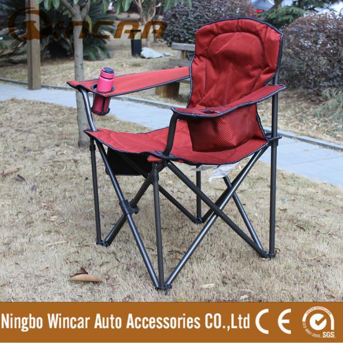 Cadeiras dobráveis Cadeiras de acampamento dobráveis para pesca Cadeira de praia dobrável