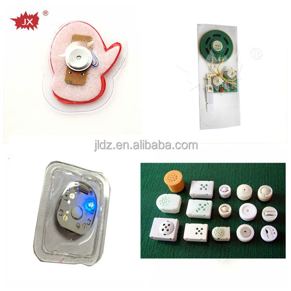 Good quality water-proof squeeze music box for gift or toy /waterproof small sound module