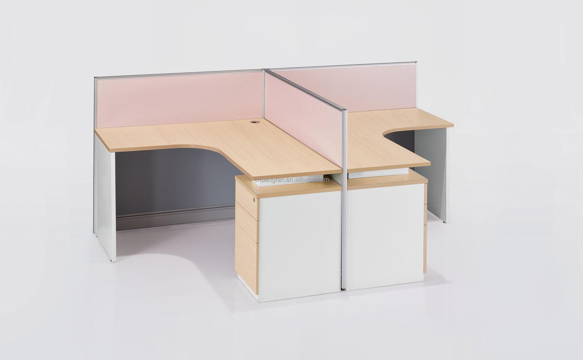 office desk cubicle. CF Cubicle Workstation Cross Shape Desk Furniture Office .