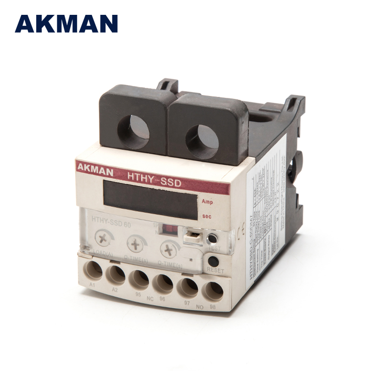 AKMAN Hot Products Energy Conservation High Accuracy Overload Electronic Current Relay