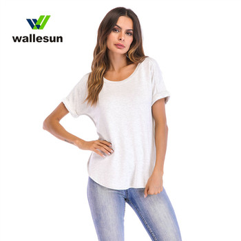 Ordinary women wholesale blank T - shirts