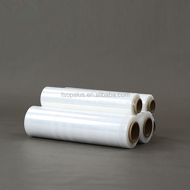 Cheap And Fine Packing Plastic Wrap Strech Stretch Foil Wrapping Pallet Film