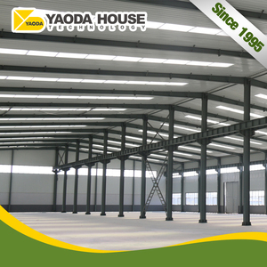 India Chinese Small Light Steel Frame Beam Structure Warehouse Buildable Builders Arch Arc Steel Warehouse Shed