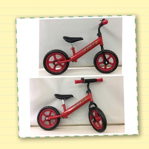 12 INCH BABY CYCLE PUSH BALANCE BIKE CHILDREN WALKER BICYCLE
