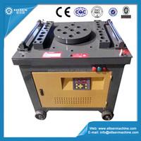 ELLSEN raw material automatic rebar bending machine used