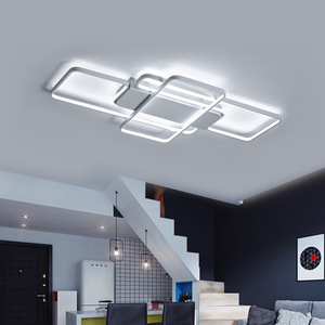 Engergy Star Hot sale high lumen Ceiling light for indoor decoration 27/60/90W Led Dimmable Ceiling Light