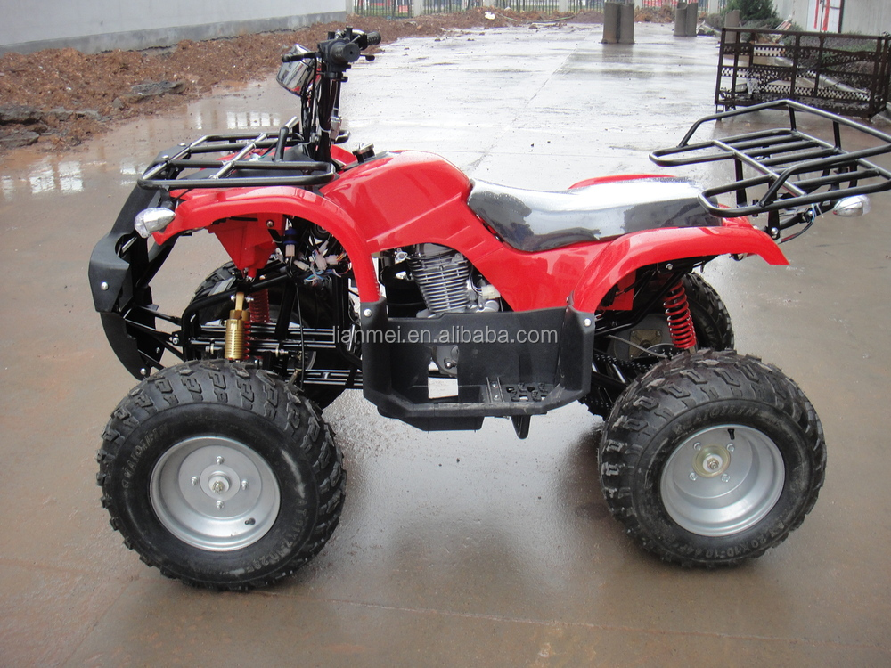 Four Wheeler 250cc Atv With Lifan Engine
