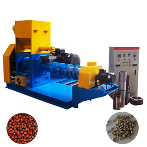 small dog food making machine,Poultry Fish Feed Pellet Pet Food Extruder
