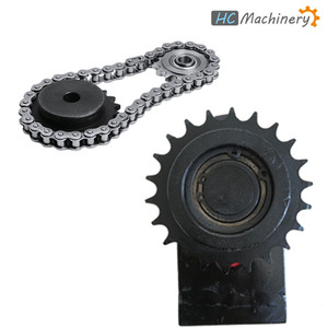 Paper Machinery Spare Parts Chain Drive Sprocket