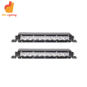 NEW! DDL superbright light bar single row waterproof exxellent build for long lasting led light bar,car led bar 30W 50W 100W