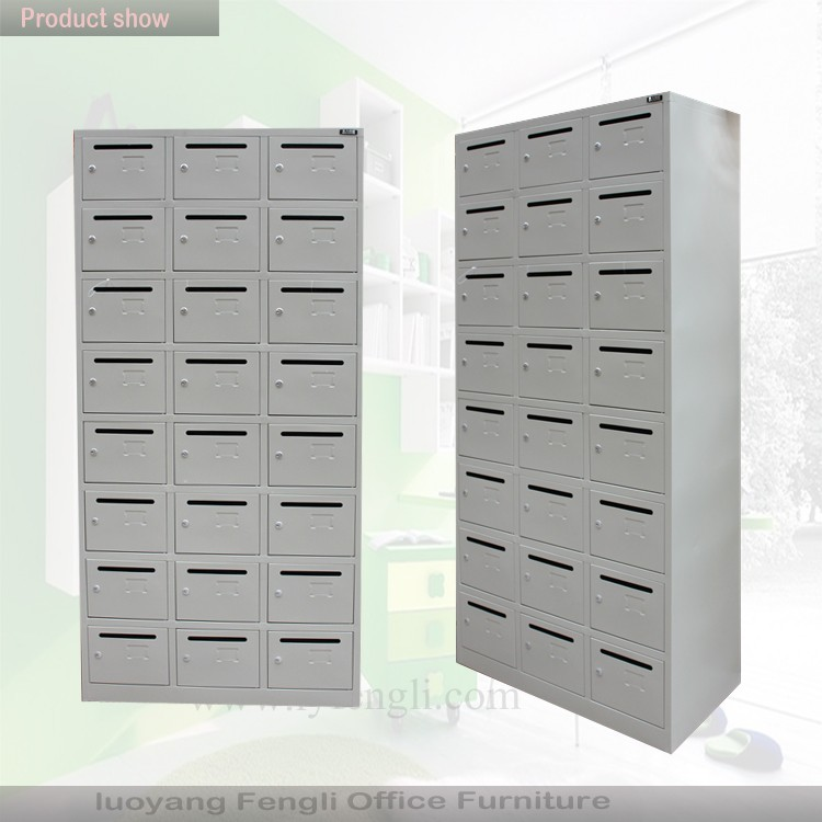 Office Building Used Indoor Decorative Mailbox Cabinet Free ...