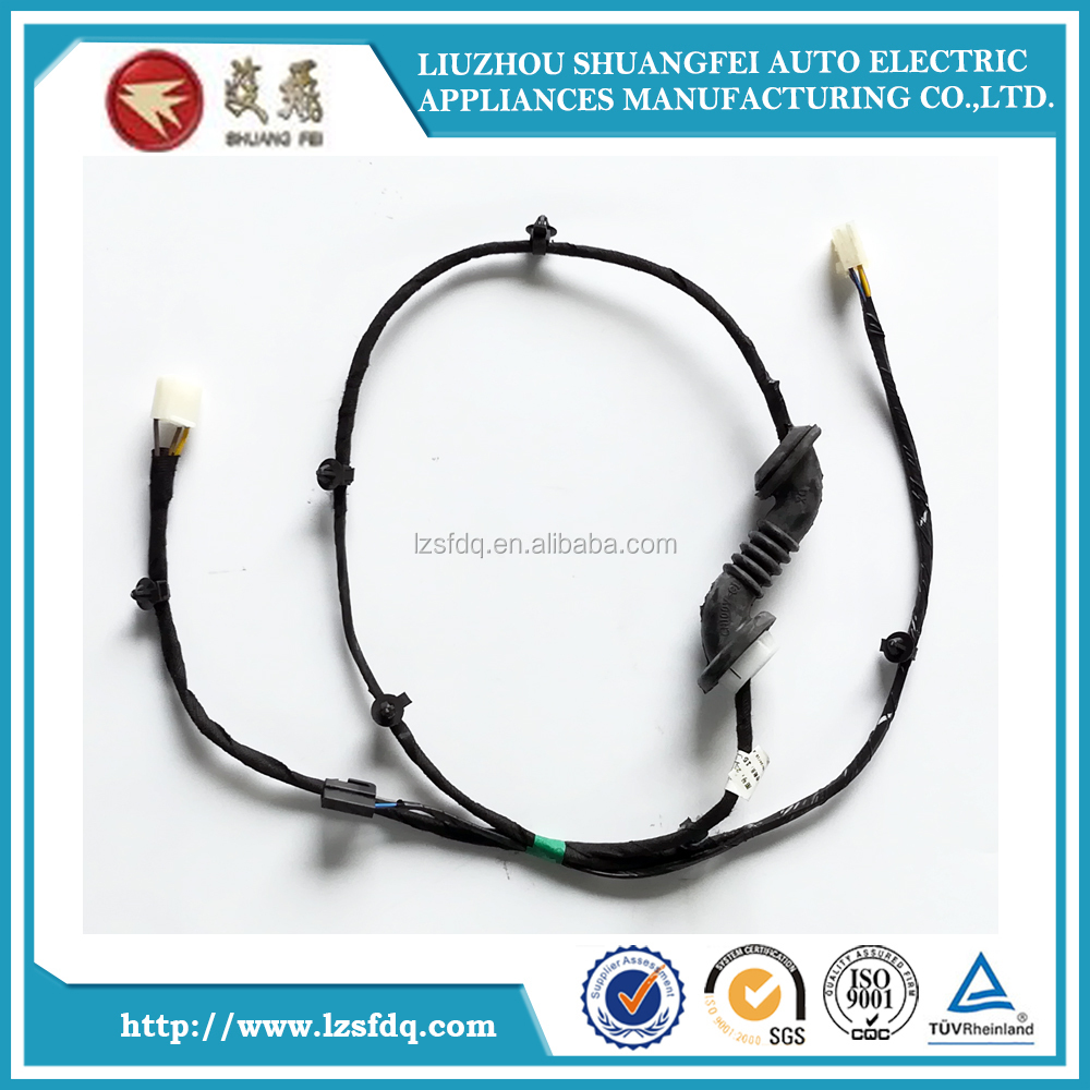 Automotive Wire Harness /Electric Cable Assemblies Harness, View automotive  wire harness, Shuangfei Product Details from Liuzhou ShuangFei Auto  Electric ...