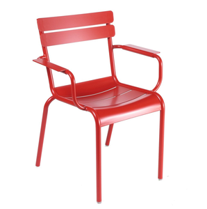 fermob luxembourg metal chair outdoor garden chair