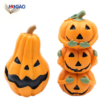 Factory direct sale custom home decor handmade creator free halloween mini pumpkins