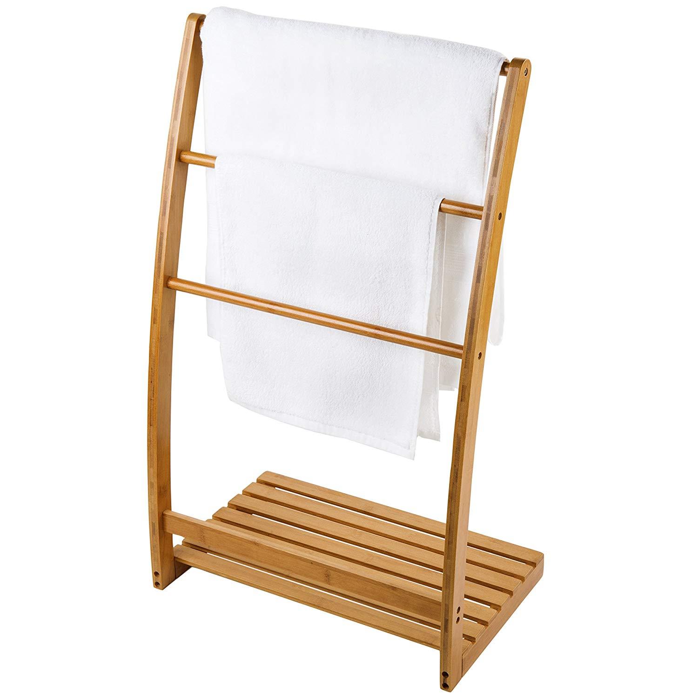 2021 Newest Wood Ladder Towel Rack Buy Wood Ladder Towel Rack Product On Alibaba Com