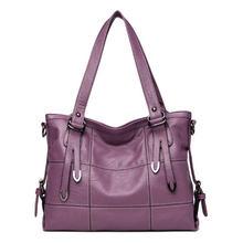 Женские сумки из искусственной кожи, дизайнерские мягкие сумки через плечо для женщин, сумки через плечо, сумки через плечо, сумки с ручками,...(Китай)