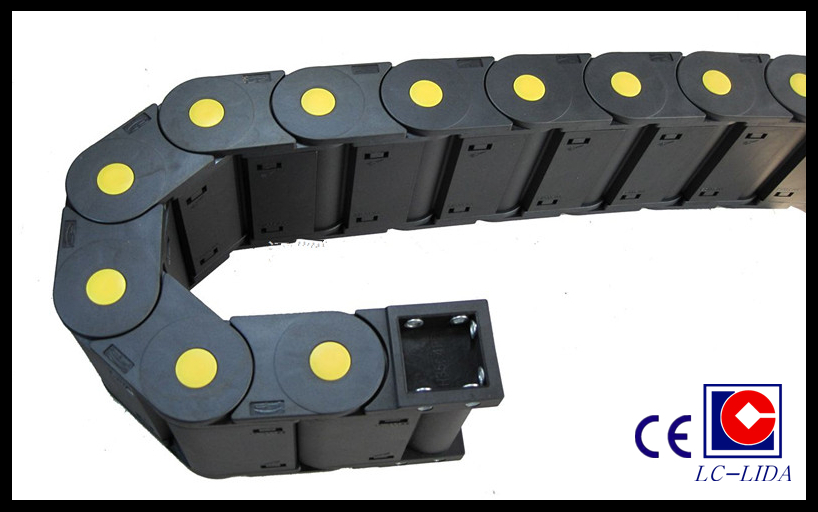 Cable Tray Wire Energy Chains Cable For Protecting Moving
