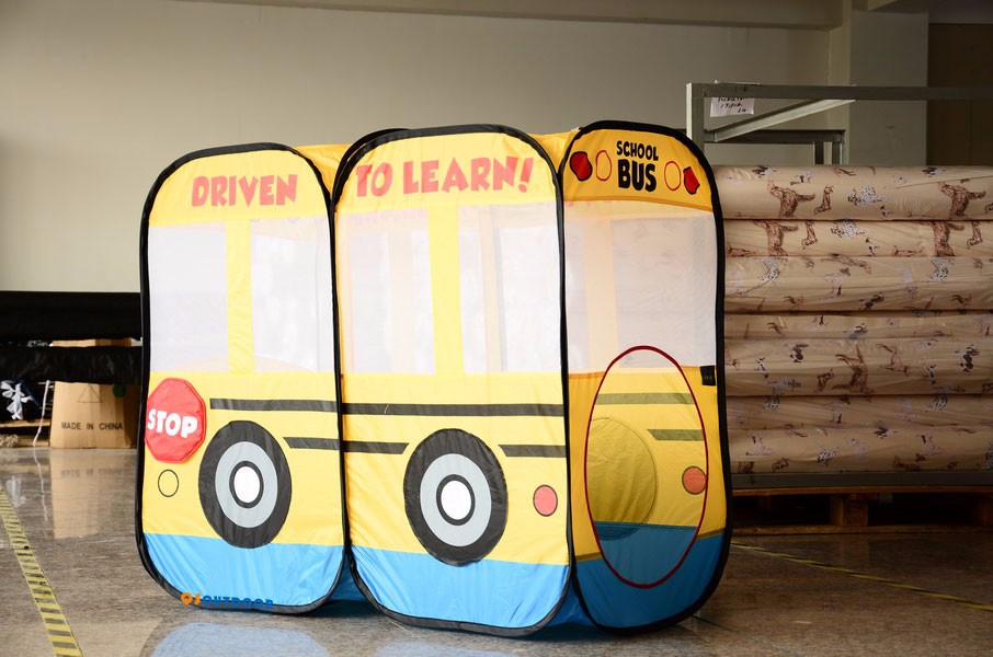 Walmart Indirect Supplier Pop-Up Tent Kids School Bus Play Tent & Walmart Indirect SupplierPop-up Tent Kids School Bus Play Tent ...