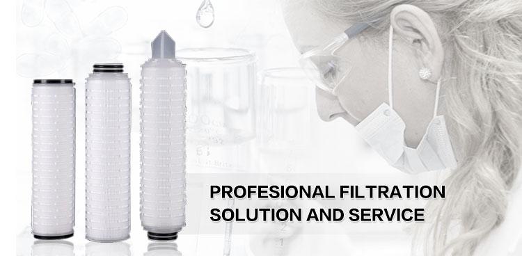 Pzb 0.1/0.2 /0.45/ 1 Micron Membrane Ptfee Coque Transparente Micropore Filtre À Seringue