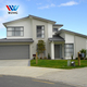 China supplier modular house prefabricated in Australia with garage