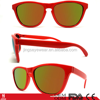 CE OEM desigh your own PC sunglasses fashion sport classical high quality outdoor brand sunglasses