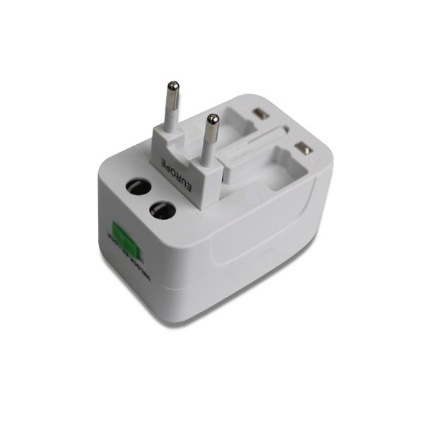 Travel Adapter Multi Purpose Socket Solar Outdoor Power Outlet ...