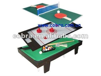 Multifunctional Game Tablecombination Game Tablemini Sport Toys