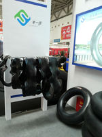 12 00 r 20 truck tire with inner tube and flap