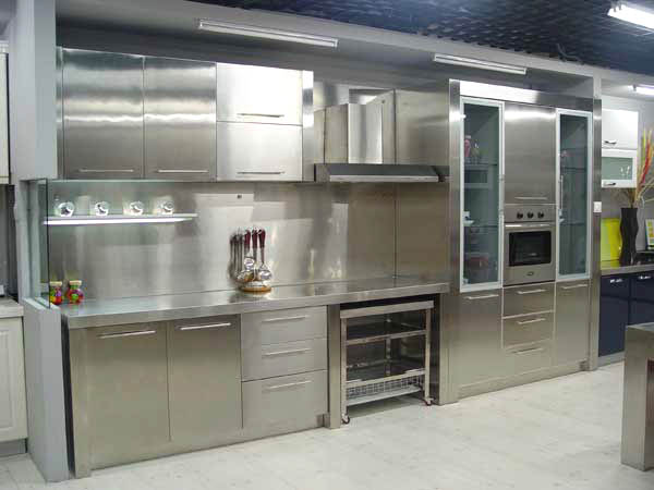 Commercial Kitchen Stainless Steel Wall Panels