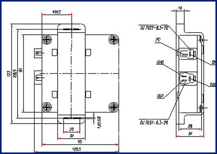chongqing supply gs125 motorcycle cdi unit for suzuki ... chinese cdi 125 wiring diagram 1986 honda trx 125 wiring diagram